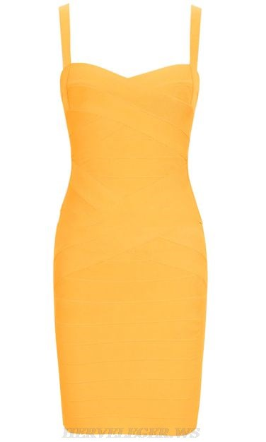 Herve Leger Amber Structured Dress