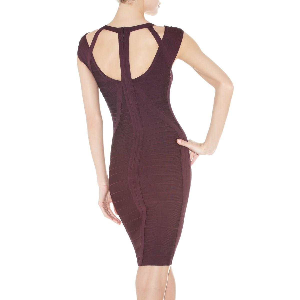 Herve Leger Azra Bandage Dress