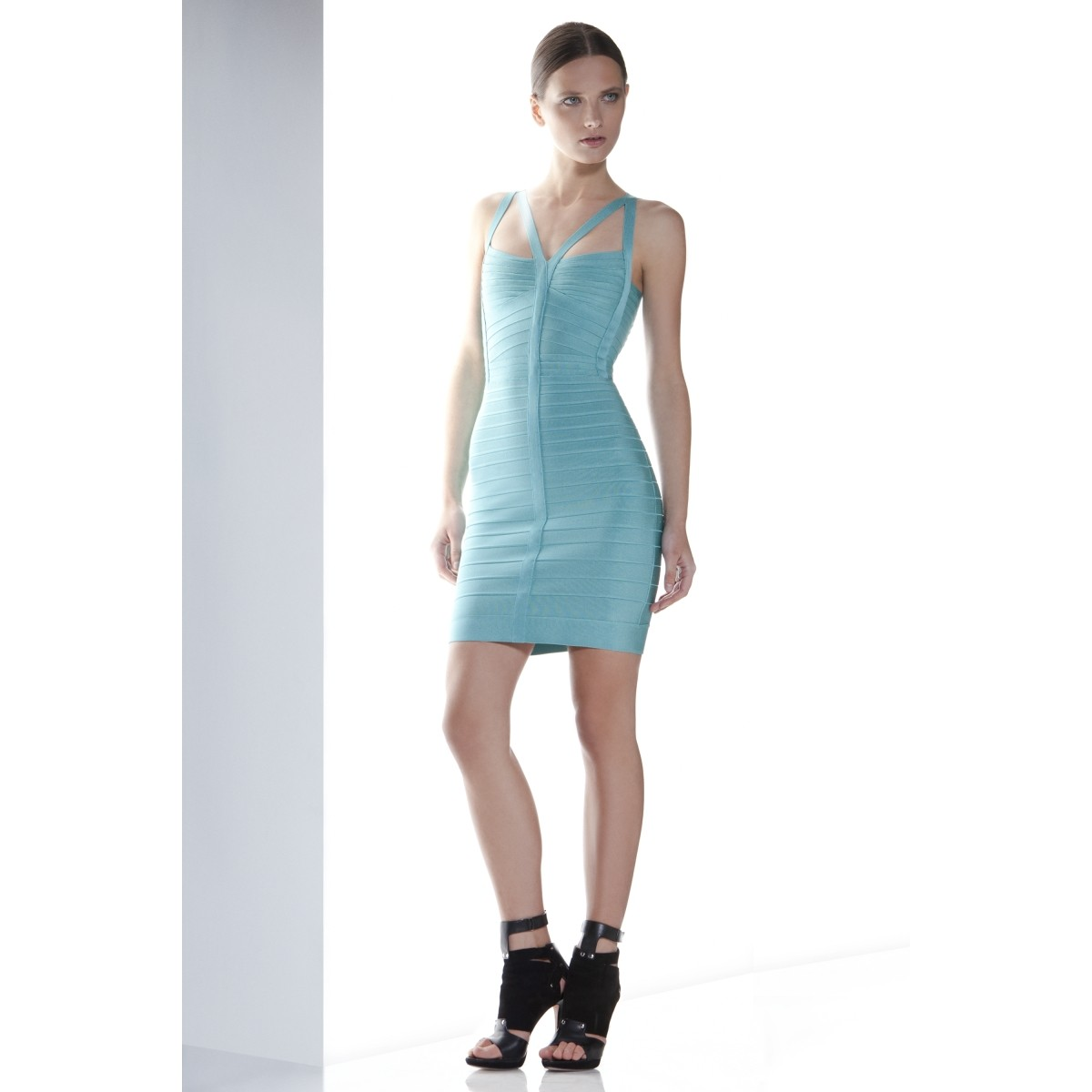 Herve Leger Julianna Dress