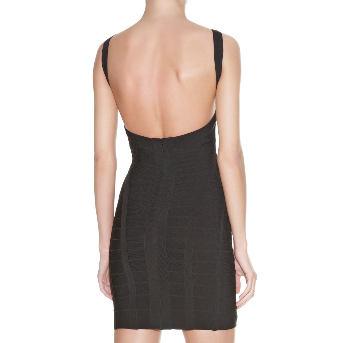 Herve Leger Nadya Bandage Dress