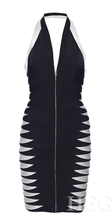 Herve Leger Bandage Dress Roxanna