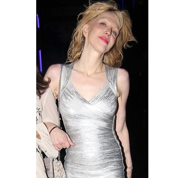 Courtney Love Dress
