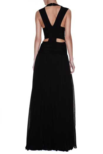 Herve Leger Evening Gown
