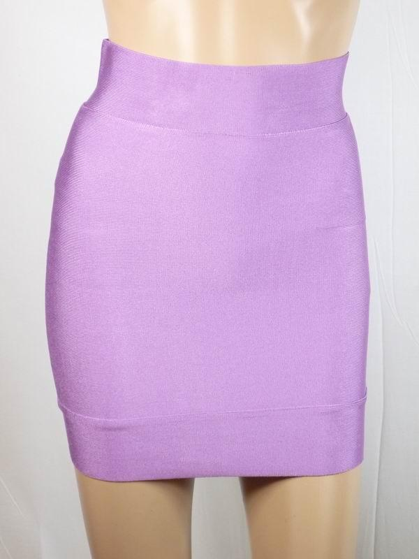 Herve Leger Mini Skirt Purple 2012 New Herve Leger Mini Skirt.