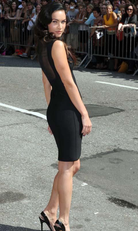 Megan Fox in dresses,Herve Leger Megan Fox dress