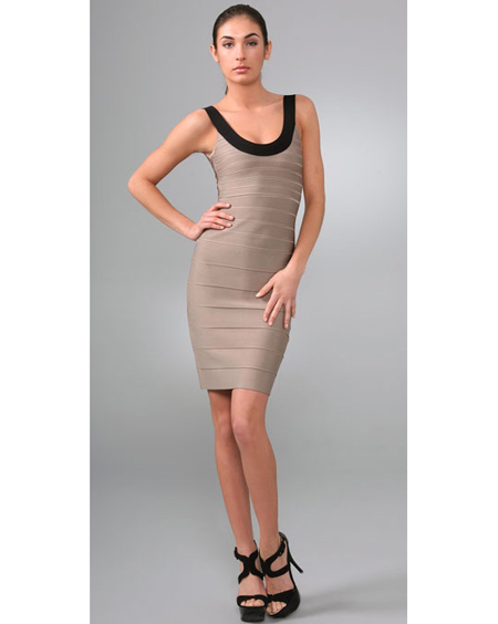 Herve Leger Cocktail Dress