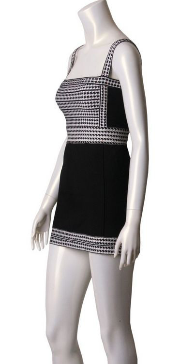 Herve Leger Rose Mcgowan Dress