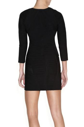 Herve Leger Black Sweater